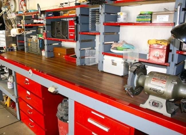 Garage Workshop Ideas Where To Set Up Yours Bob Vila