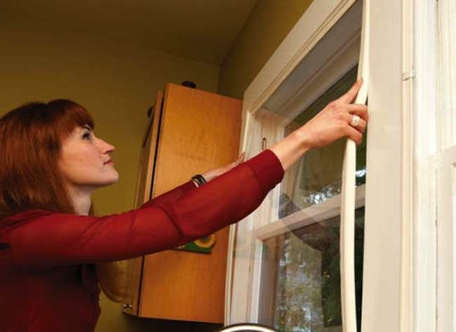 Door Draft Stopper Drafty Windows 8 Ways To Stop The
