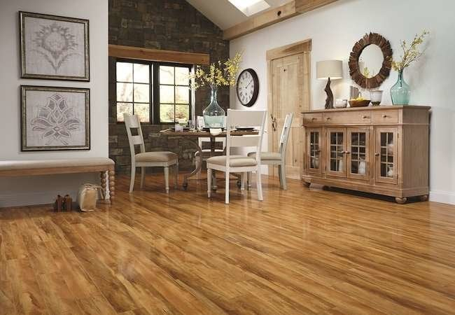 Types Of Laminate Flooring hardwood flooring vs engineered hardwood vs laminate flooring how to tell the difference Get The Look Of Wood Floors For Much Less 7 Laminate Picks