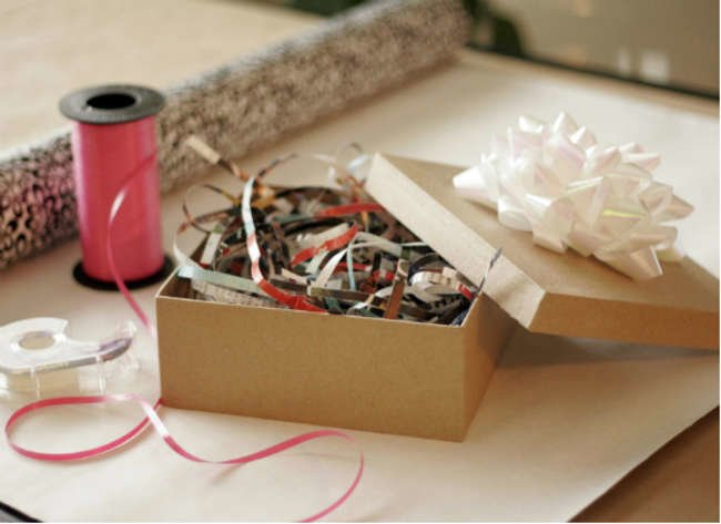 8 Clever Ways to Reuse Wrapping Paper