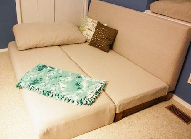 9 Inventive Ways to Build an Extra Bed