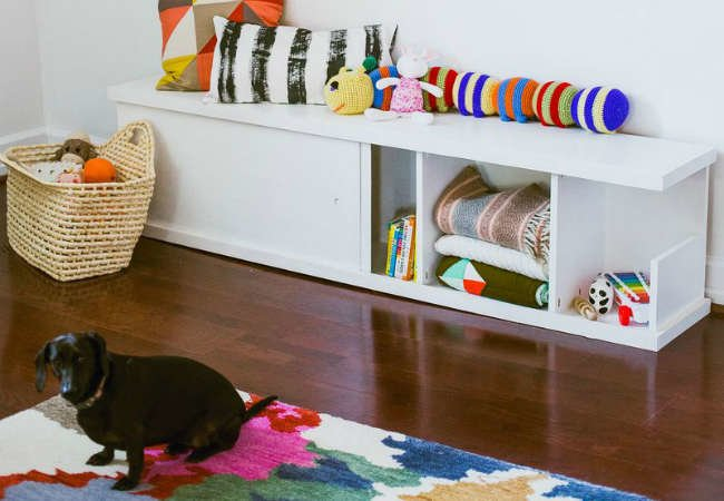 Control Kids' Clutter with 7 Creative DIYs