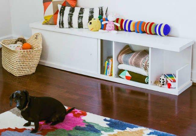 Control Kids' Clutter with 7 Creative DIYs