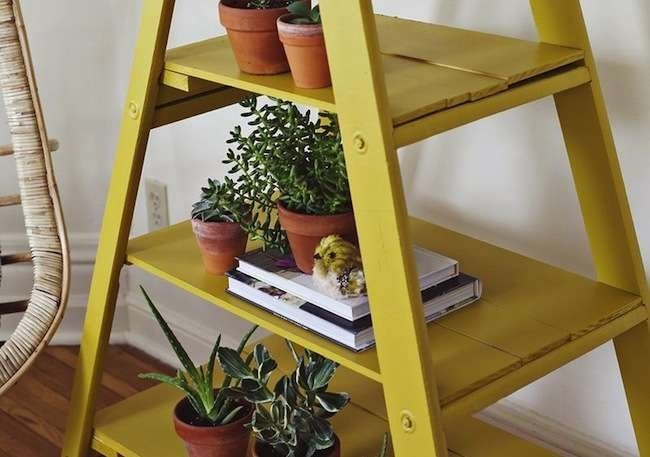 9 New Things to Do with Old Ladders