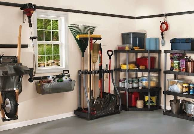 10 Bargain Organizers for a Tidy Garage