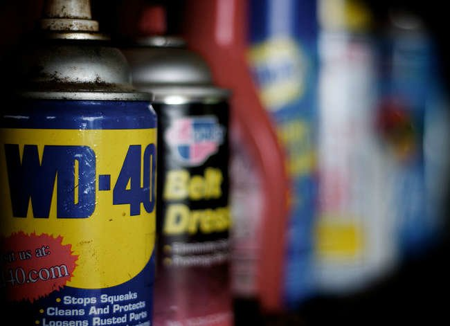 9 Unusual Ways to Use WD-40