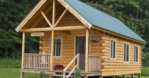 Log cabin kit homes   cover