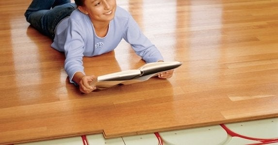 Why switch to radiant heating
