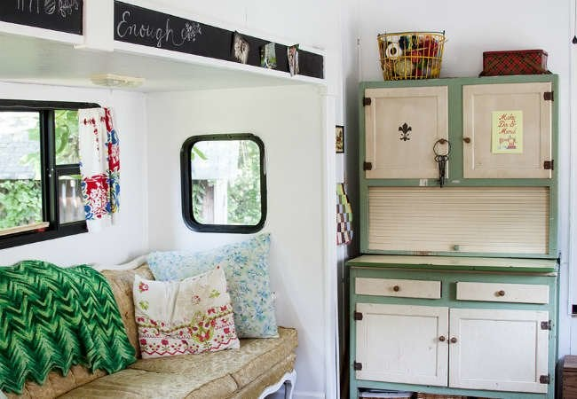 5 Vintage Travel Trailers Transformed