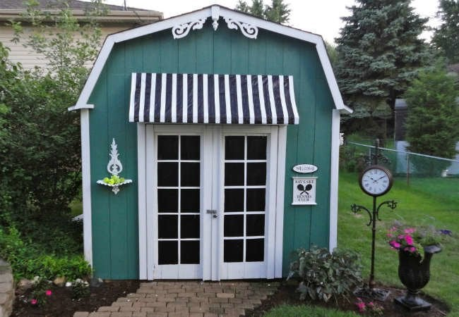 Before & After: Simple Upgrades Wake Up 5 Tired Sheds