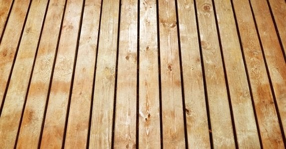 Deck maintenance cover
