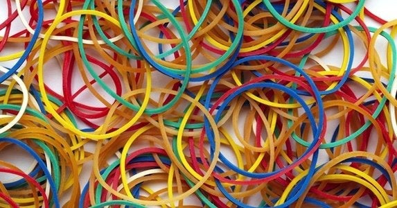 Rubber-band-uses