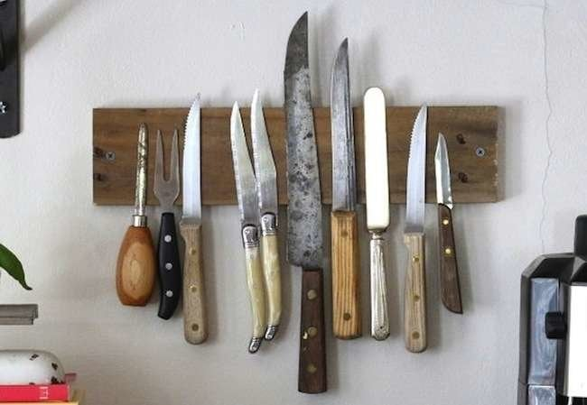 Stay Sharp: 12 Knife Storage Options to Buy or DIY