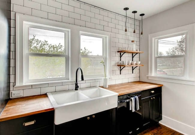 Kitchen trends 12 ideas you might regret bob vila for Latest kitchen cabinet trends