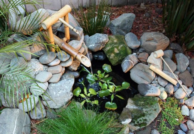 10 Inventive Designs for a DIY Garden Fountain
