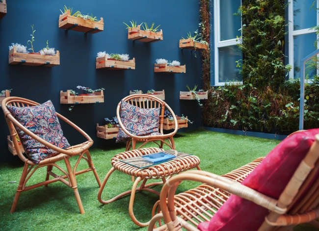 7 Ingenious IKEA Hacks for Your Backyard