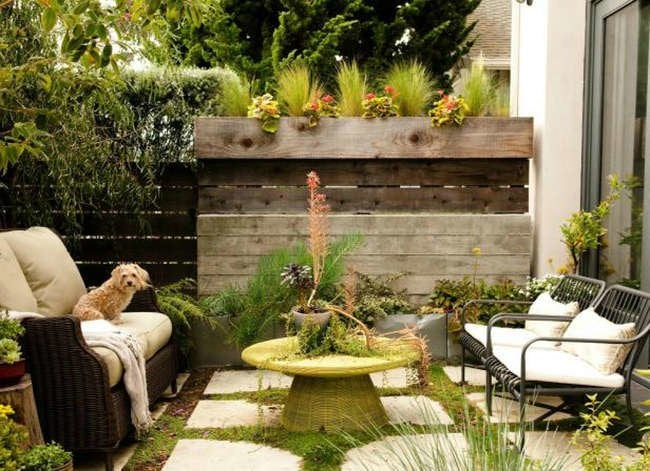7 Ideas to Steal from Real People's Tiny Backyards