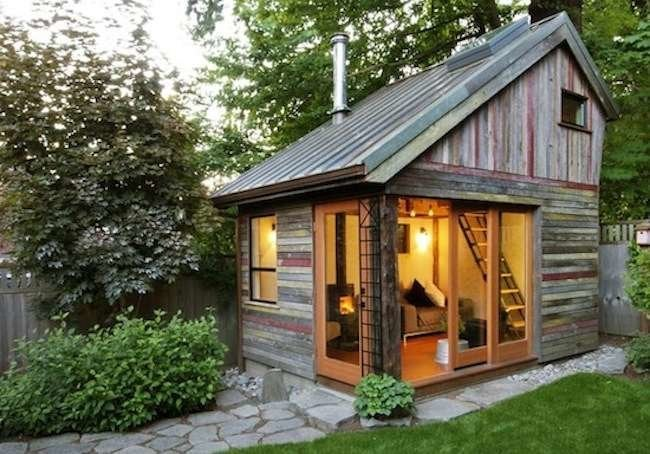 8 Tiny Backyard Buildings for Work or Play