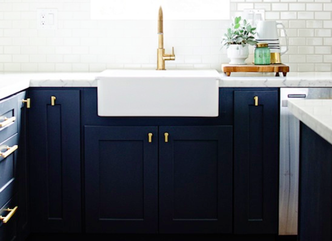 9 Simple DIY Ways to Reinvent Your Kitchen Cabinets