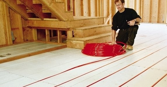 Radiant heating myths cover