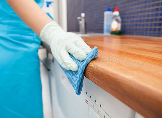 10 Cleaning Habits to Blame for Your Messy Home