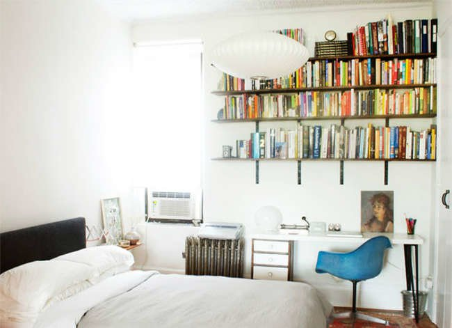 10 Novel DIYs for a Better Bookshelf