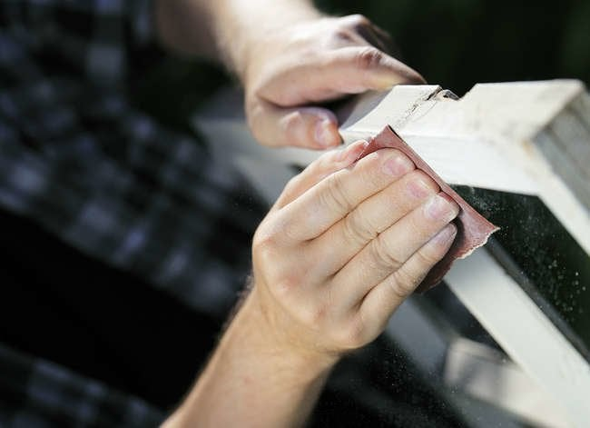 9 Clever Alternative Uses for Sandpaper