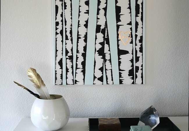 Wall Decor Under 20 : Kids art display diy wall options under