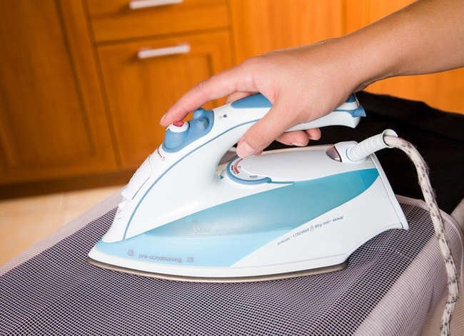 8 Things You Didn't Know a Clothes Iron Can Do