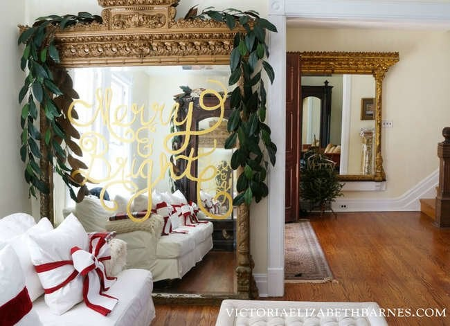 15 Insanely Easy Ways to Decorate for the Holidays