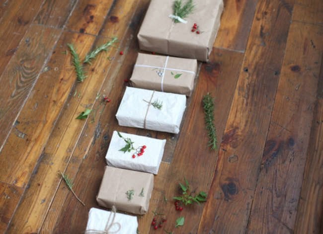 13 Better-Than-Gift-Wrap Ideas for Packaging Presents