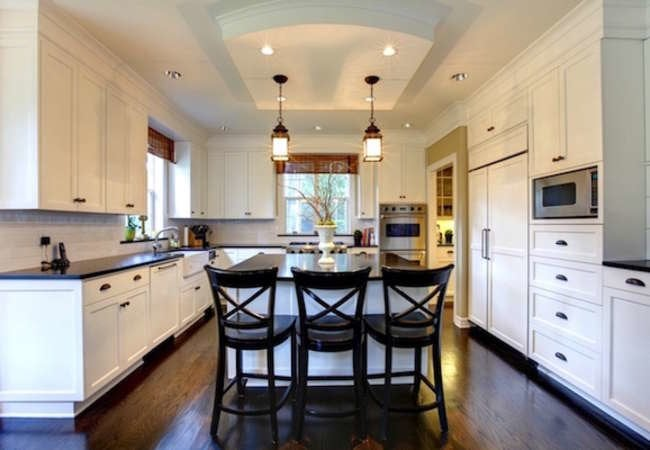 7 kitchen design trends set to dominate 2016 bob vila for Latest kitchen cabinet trends