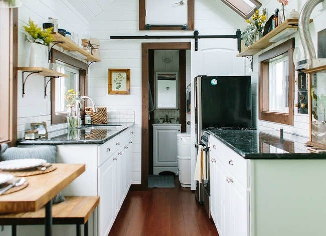 18 Tiny Kitchens We Love