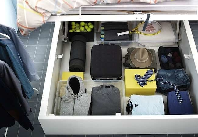 15 Sneaky Tricks to Double Your Storage Space