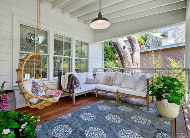 9 Simple Porch Ideas to Steal from Real Homes