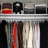 21 Big Ideas for Small Closets