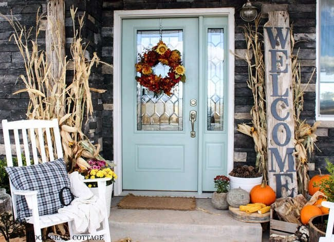 Say Hello to Fall with 21 Quick and Easy DIYs