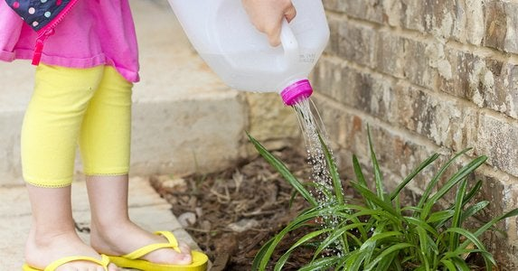 Diy-watering-can