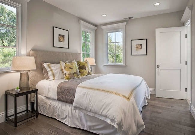 Bedroom paint colors 8 ideas for better sleep bob vila for Nice colors to paint a bedroom