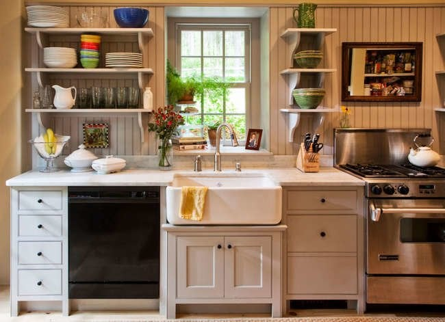 12 vintage kitchen features we were wrong to abandon - Vintage Kitchen