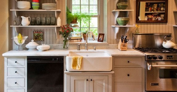 Farmhouse-sink