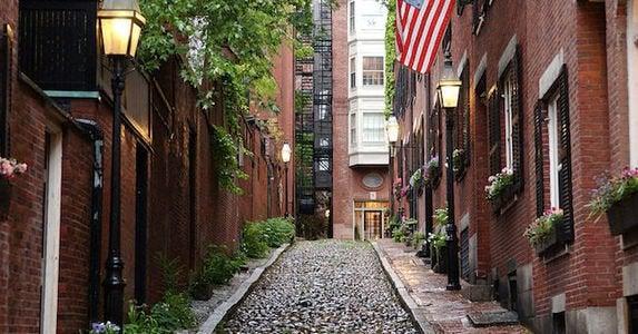 Acorn street modern