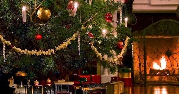 Vintage-christmas-ideas