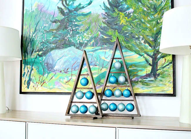 12 Other Ways to Decorate with X-Mas Ornaments