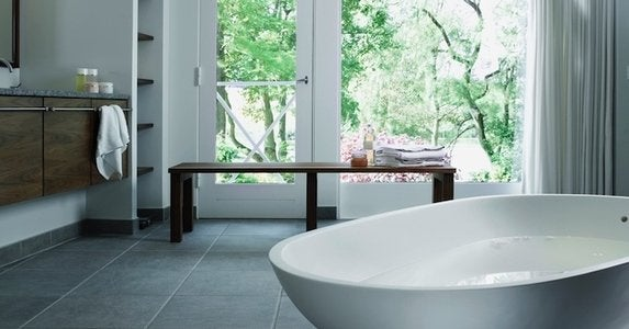 2017 bathroom trends