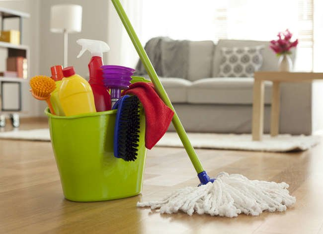 11 Secret Weapons to Keep in Your Cleaning Caddy