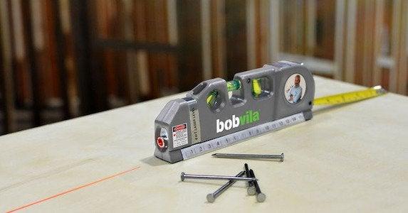 Bob vila laser level