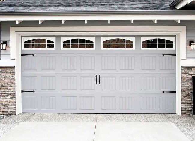 I Give Up Garage Basement Built Into Hillside In