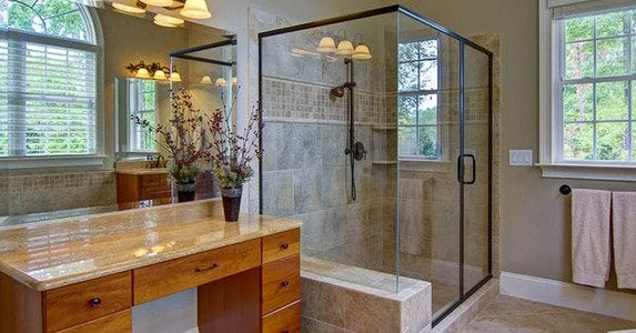 Large-shower