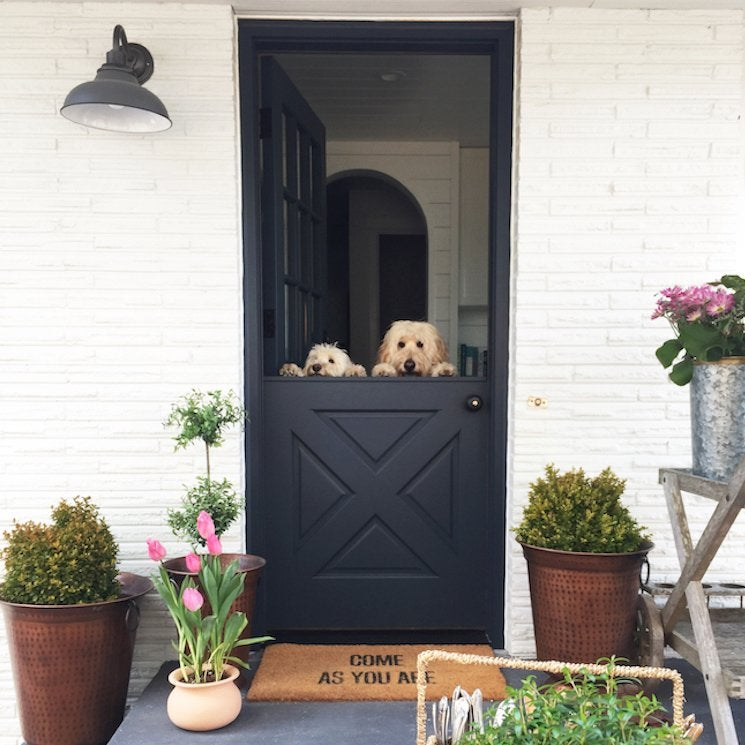 Welcome Home: 11 Fresh Ways to Spruce Up Your Front Door